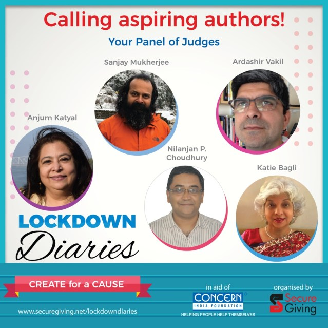 Calling Writers, Artists, Poets — Lockdown Diaries