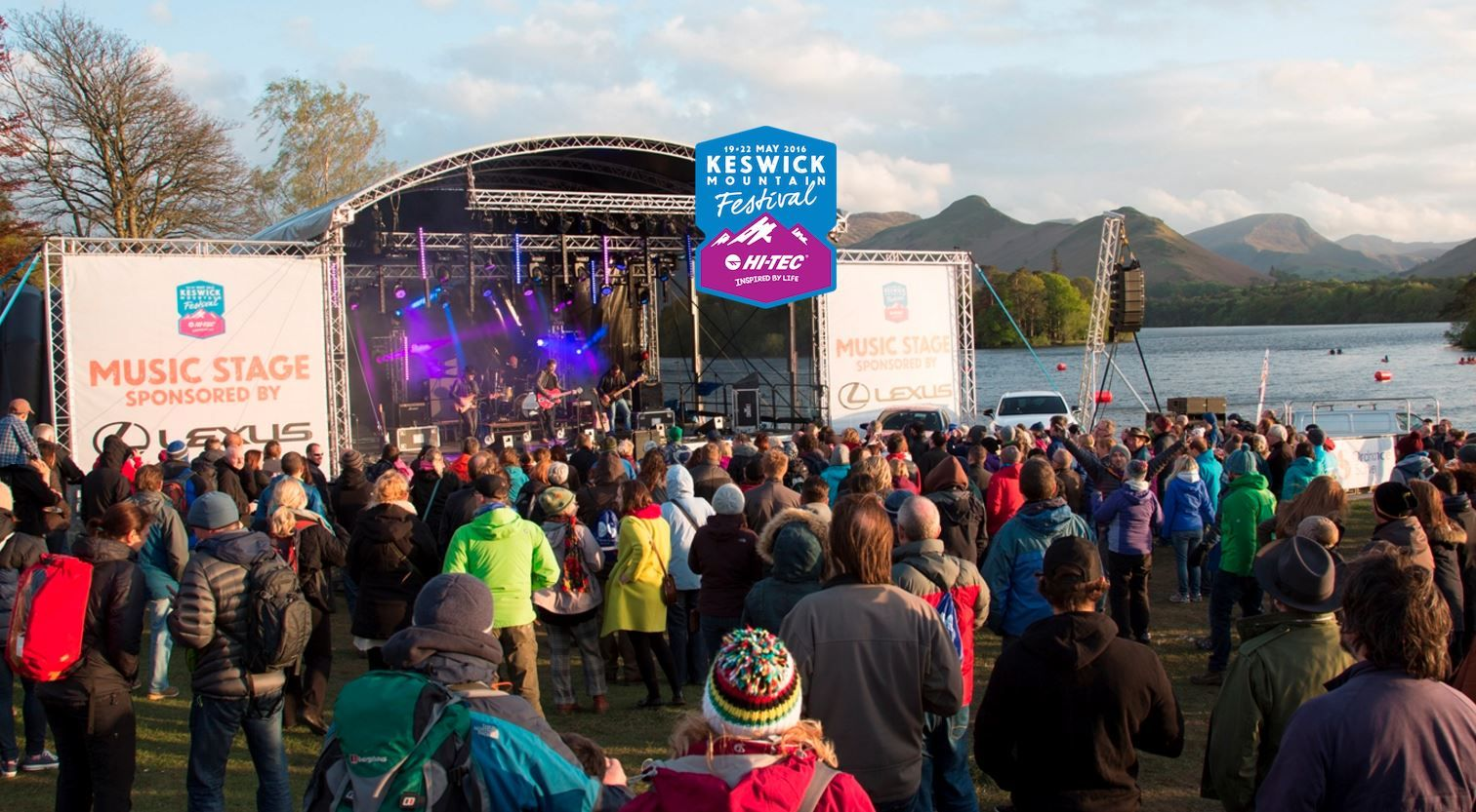 keswickmountain festival