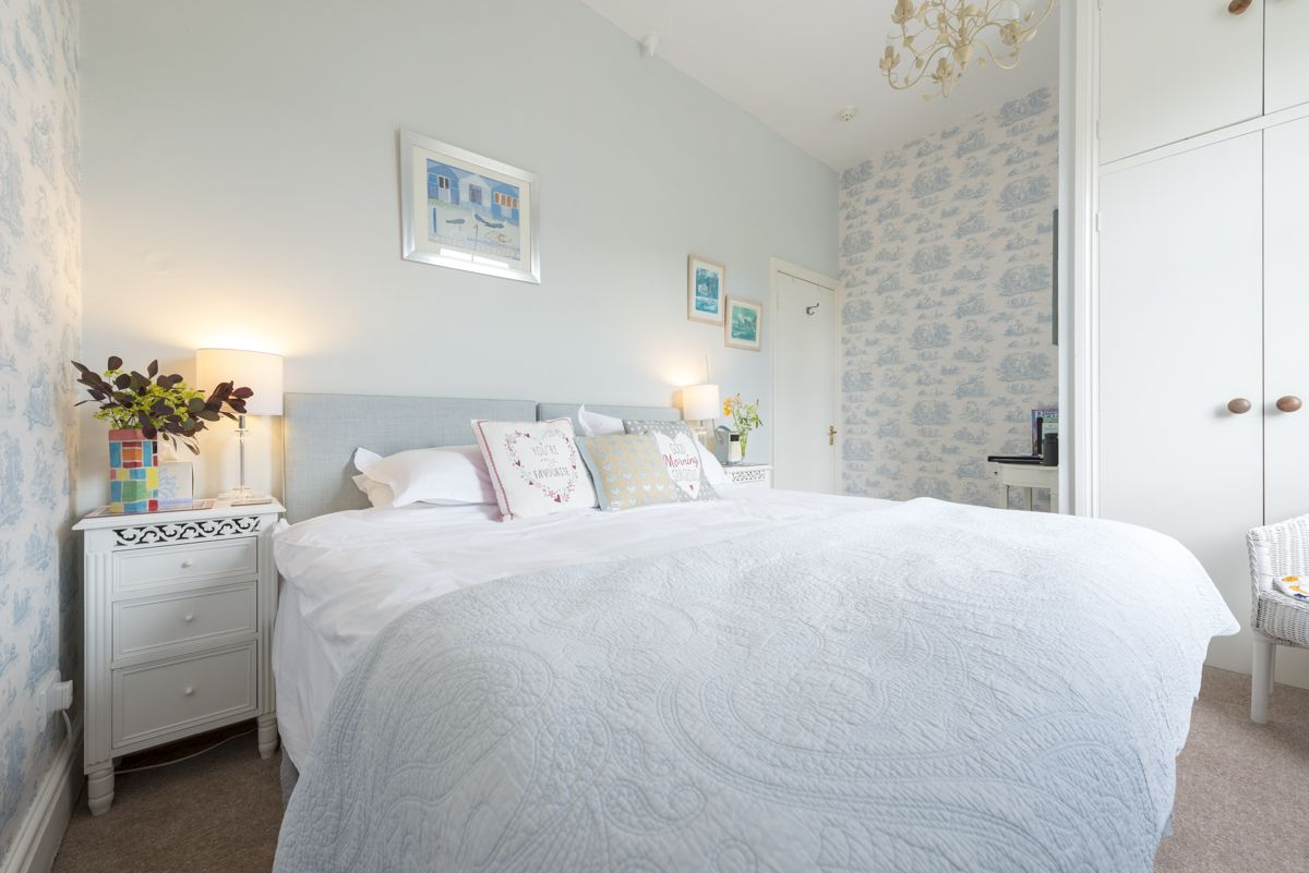 Guest Bedroom at The Mount keswick