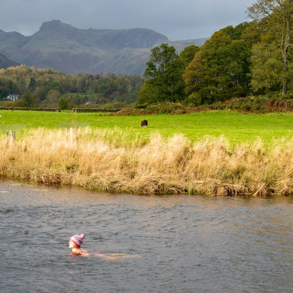 Wild swimming in The Lakes