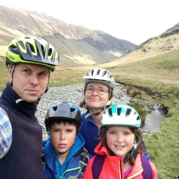 Biking in the Lakes