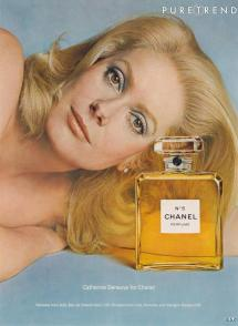 chanel 5 deneuve