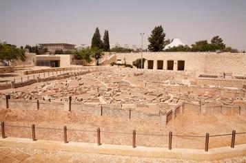 maquette de jerusalem