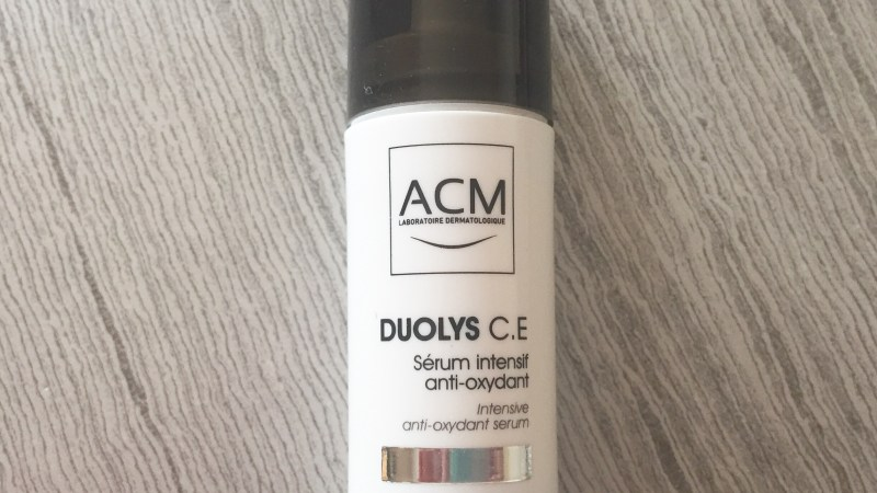 Les tests de TheMouse: Duolys CE du laboratoire ACM