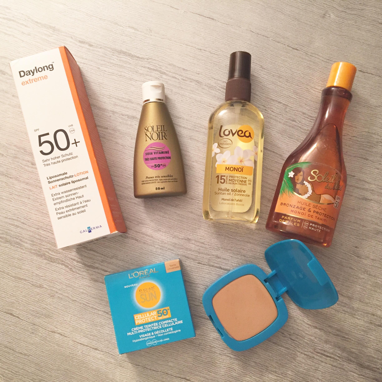 TheMouse vous conseille: C'est l'été… Utilisez des produits solaires! Protégez votre peau!!!