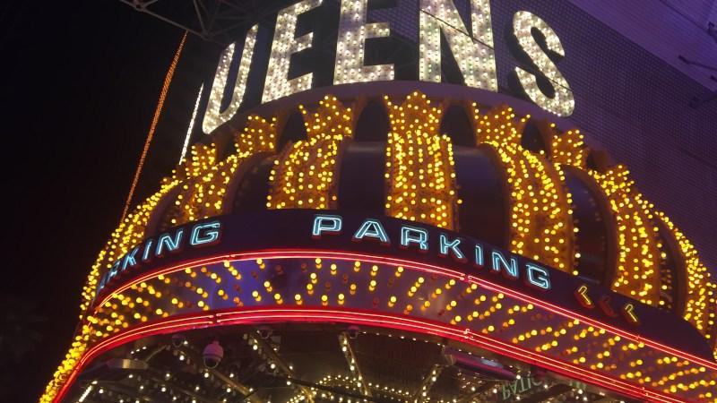 TheMouse au Farwest #14 – St George – Las Vegas (Freemont street – aperçu de nuit)… Splendeur et décadence