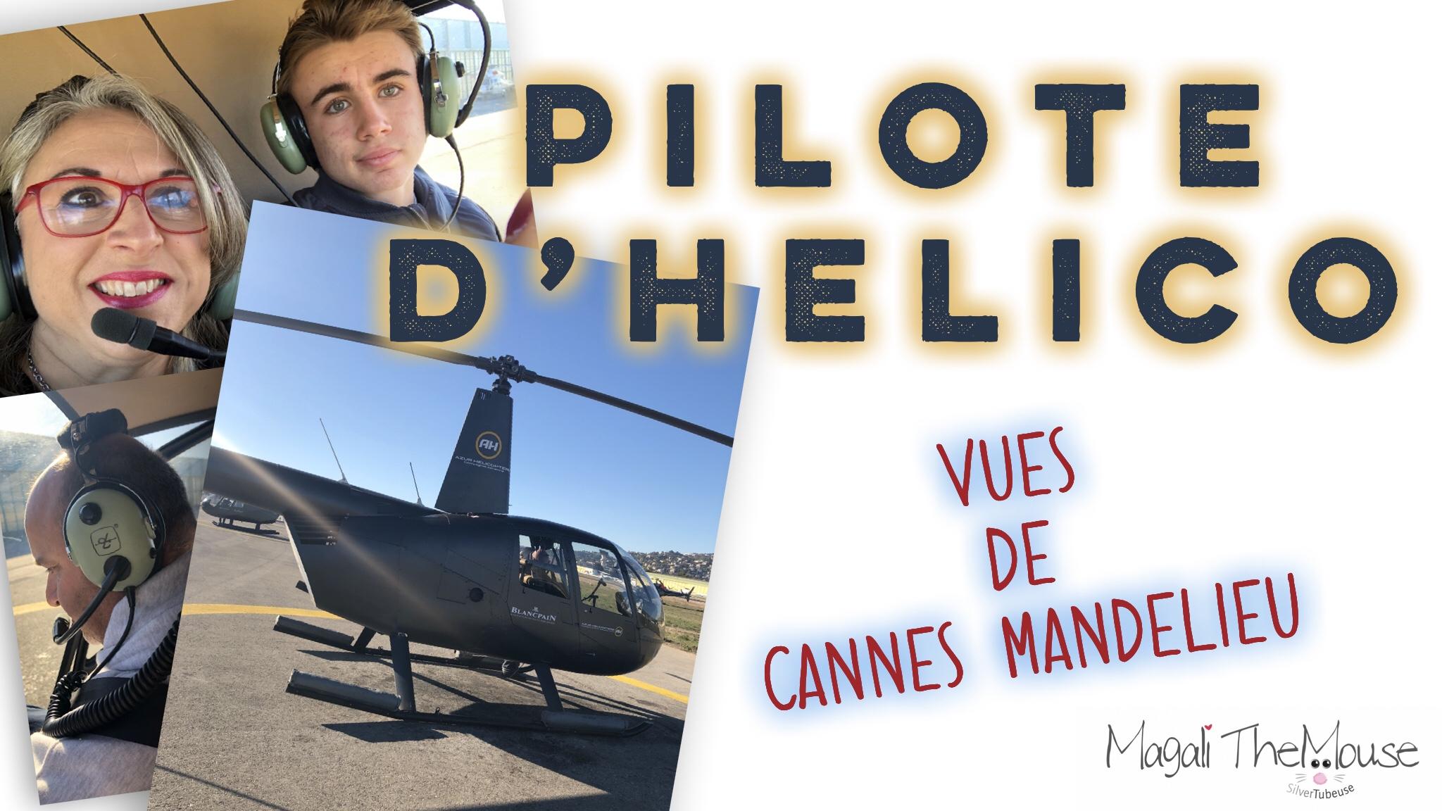 DEVENIR PILOTE D'HÉLICO