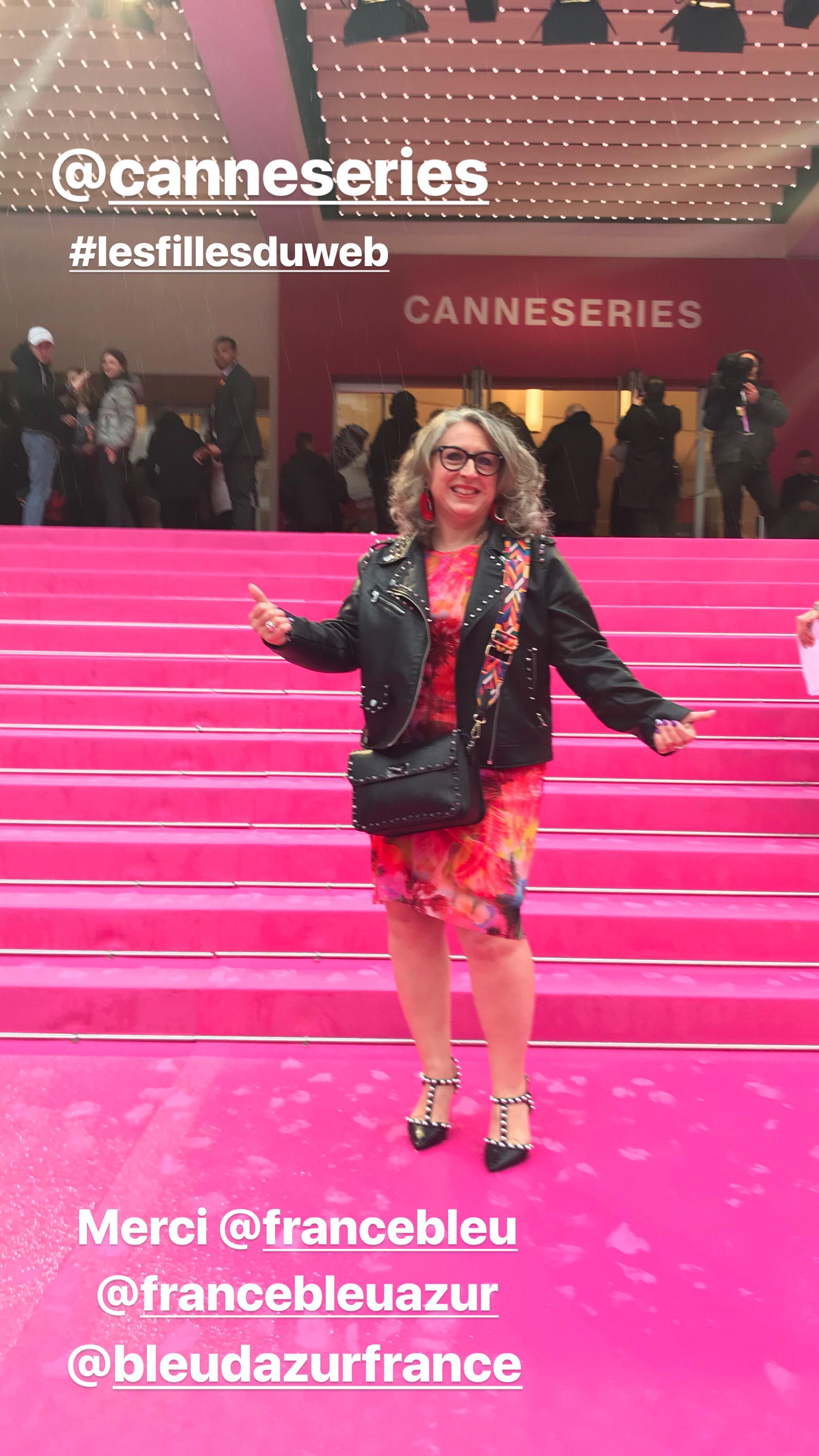 J'ai monté les marches du festival de Cannes… des séries… Les états d'esprit du vendredi 13/04/2018