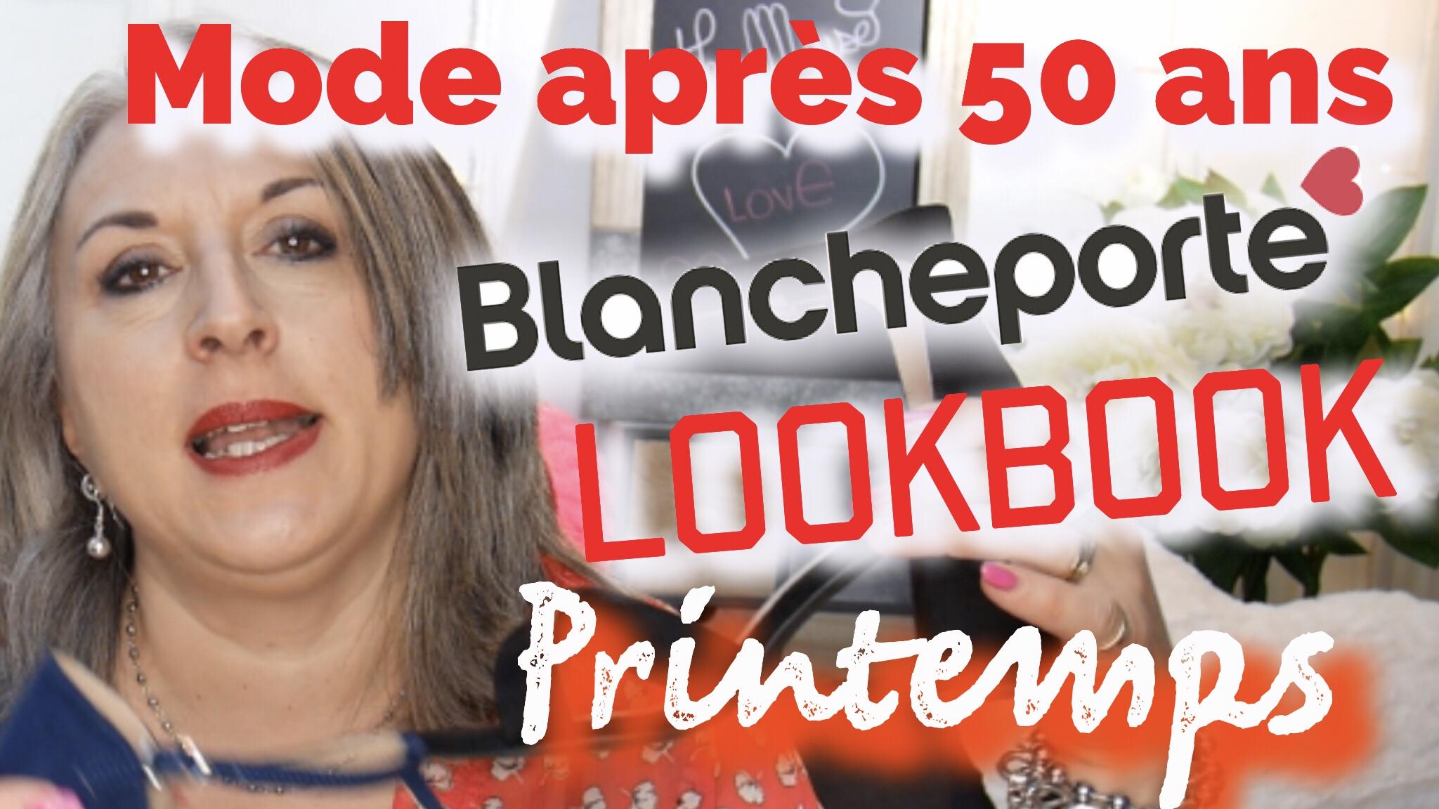LOOKBOOK POUR LE PRINTEMPS AVEC BLANCHE PORTE