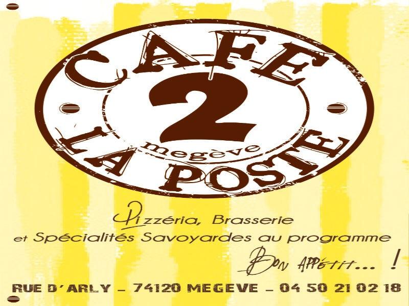 Magali TheMouse quinqua chalets du prariand Megève vacances bleues café 2 la poste