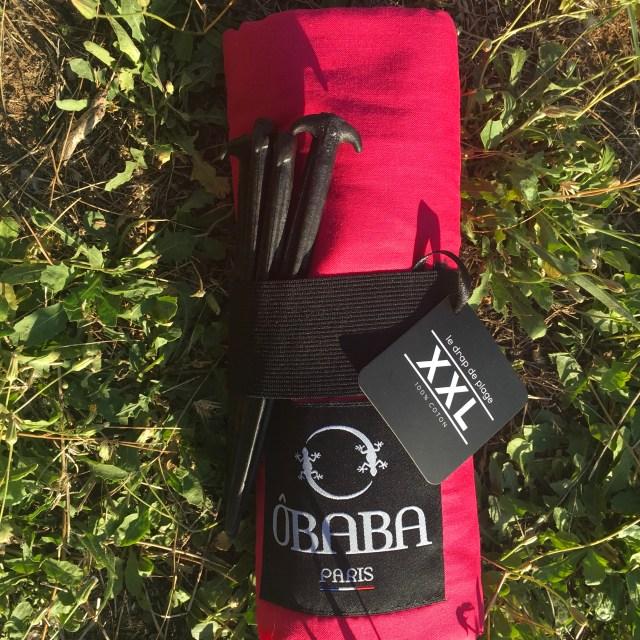 Obaba, drap de plage, quinqua, 50 ans, découverte, pratique,