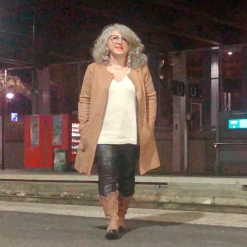 50 ans, teambeautesmajuscules, tendances, inuovo, quinqua, cannes, cotedazurfrance, ligne D, gare de cannes, idee look, marseille, Fashion, Mode, calzedonia,