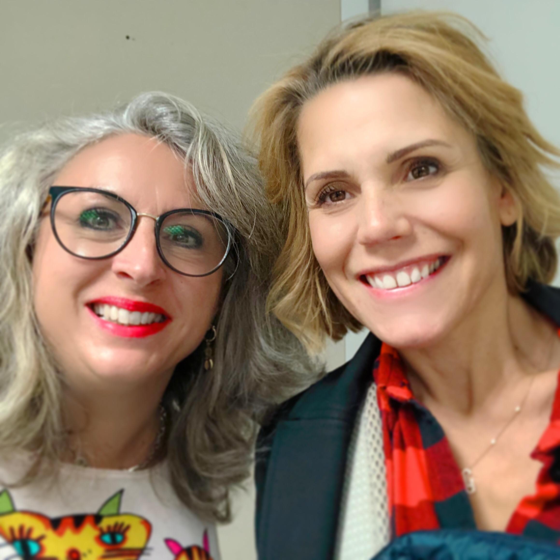 Incroyable rencontre avec Laura du Web… Les états d'esprit du vendredi 16/11/2018