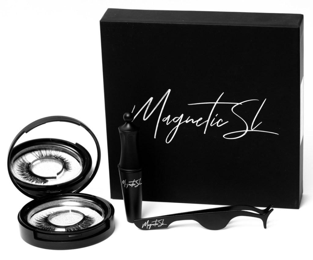 silversisters, silverhair, magnetic sl, cilsmagnetiques, cils eye-liner magnétique, fauxcils, Hivency, quinqua,