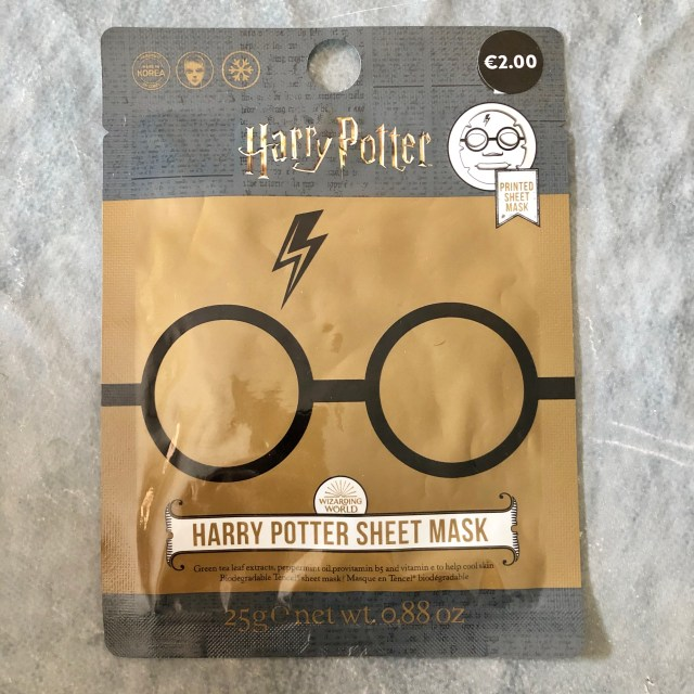 beauty, makeup, makeupgeek, maskchallengeunecitadine, masque, primark, mask, silverhair, silversisters, harry potter,