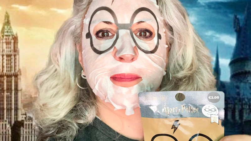 Masque Harry Potter Primark
