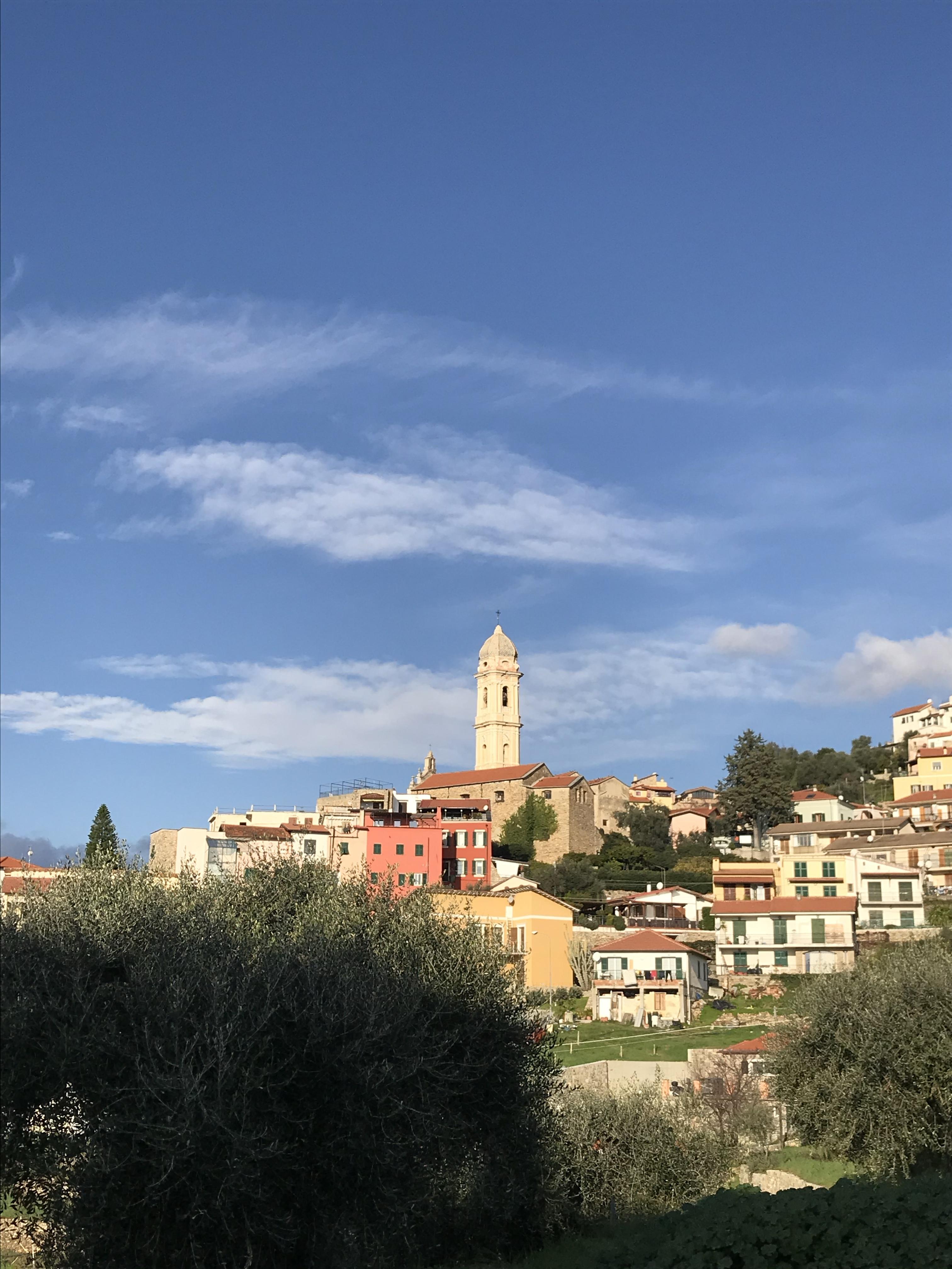Vacances à Pompeiana en Italie… Alla Collina Sul Mare… San Remo…