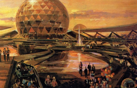 WestCOT Spaceship Earth