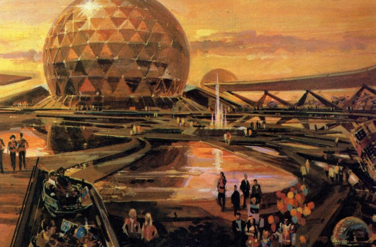 WestCOT Spaceship Earth