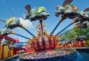 Dumbo Attraction at Walt Disney World