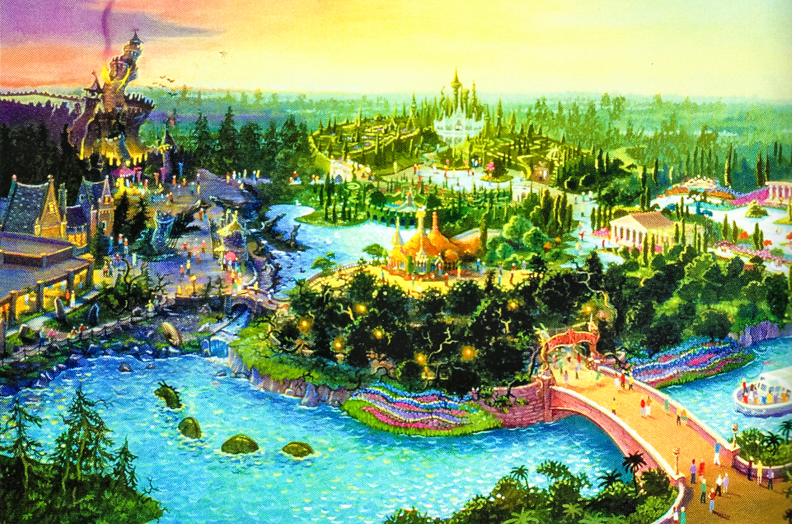 """Featured image for """"Beastly Kingdom – The Forgotten Land of Animal Kingdom"""""""