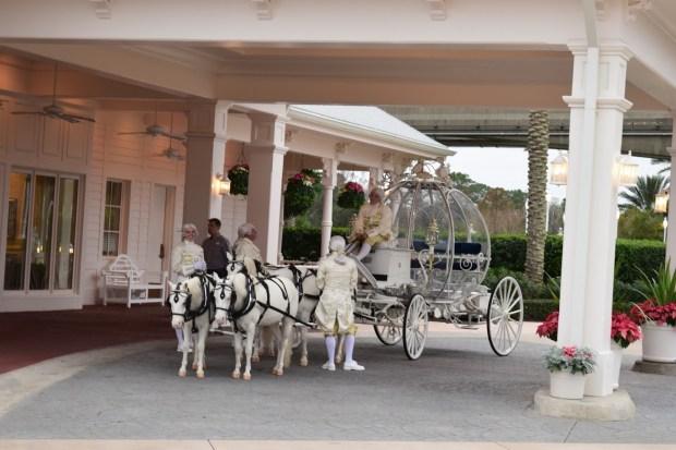 Cinderella Wedding Coach