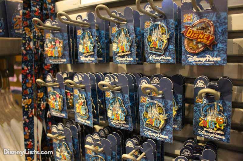 Secret Disney Pin Trading Locations at Walt Disney World