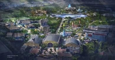 Disney Announces Three New Lands Coming to Disneyland Paris