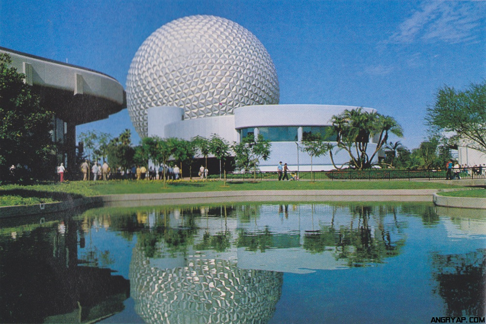 """Featured image for """"History of the Original Nine Pavilions in Future World at Epcot"""""""