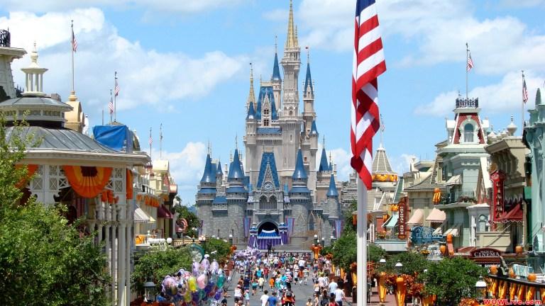 Main Street USA Secrets - Fake Flags