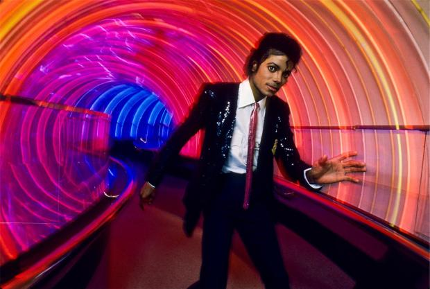 Michael Jackson Rainbow Tunnel