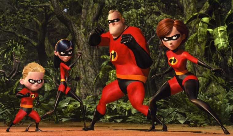 Incredible Summer - The Incredibles