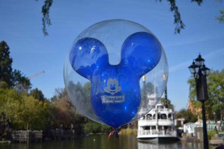 Disneyland Bubble Balloon