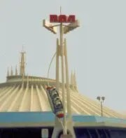 Sponsored Space Mountain