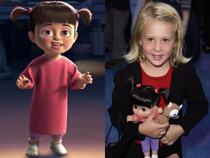 """Featured image for """"Interview with Mary Gibbs – Boo from Monsters Inc"""""""