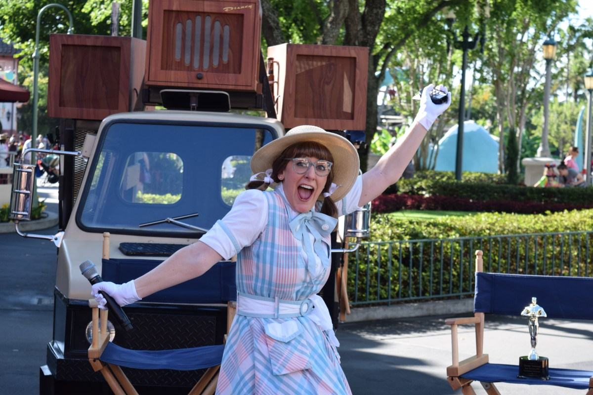 Betty Shambles Citizen of Hollywood