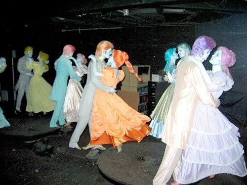 Disney Haunted Mansion Ghosts