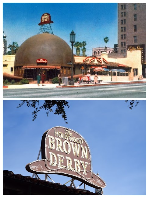 Brown Derby Comparision Hollywood Studios