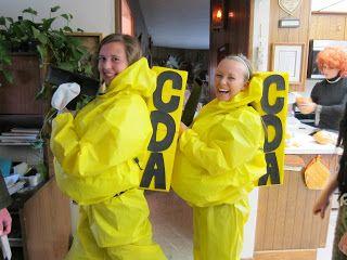 CDA Costume Idea