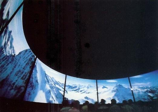 Circle Vision at Magic Kingdom