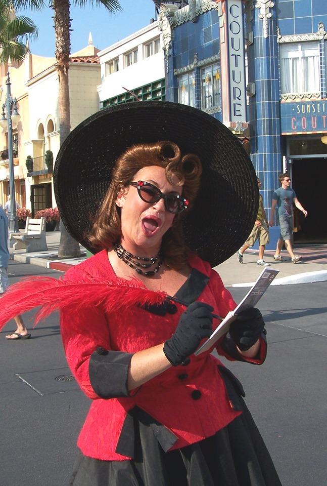 Cloe Canard Streetmosphere Disney