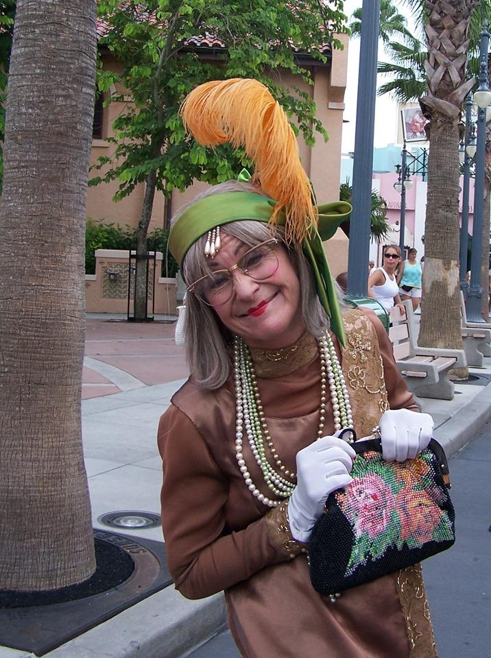 Dame Sadie Whimsy Disney