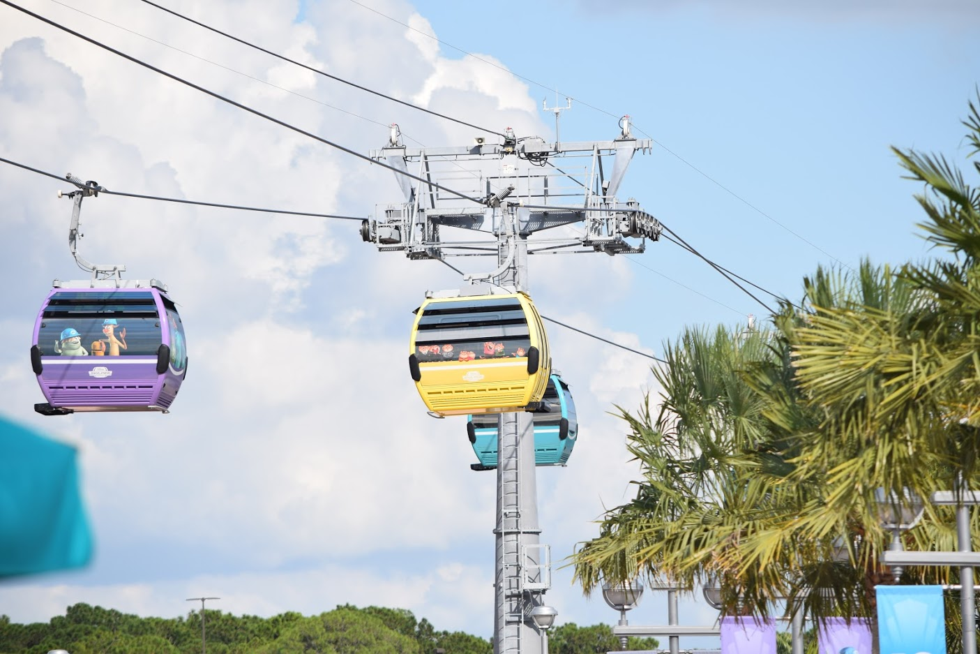 """Featured image for """"A Review of the Walt Disney World Skyliner 2019"""""""