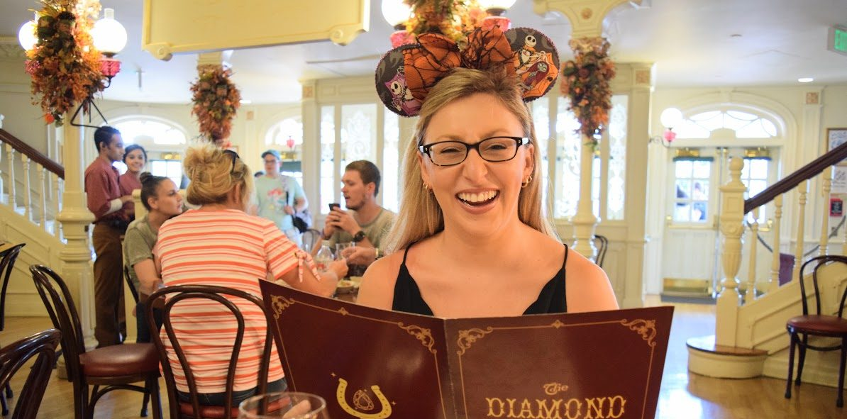 """Featured image for """"A Review of the Diamond Horseshoe at Magic Kingdom 2019"""""""