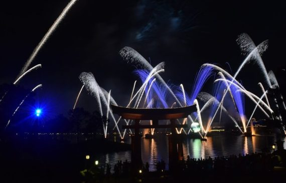 Epcot IllumiNations Japan