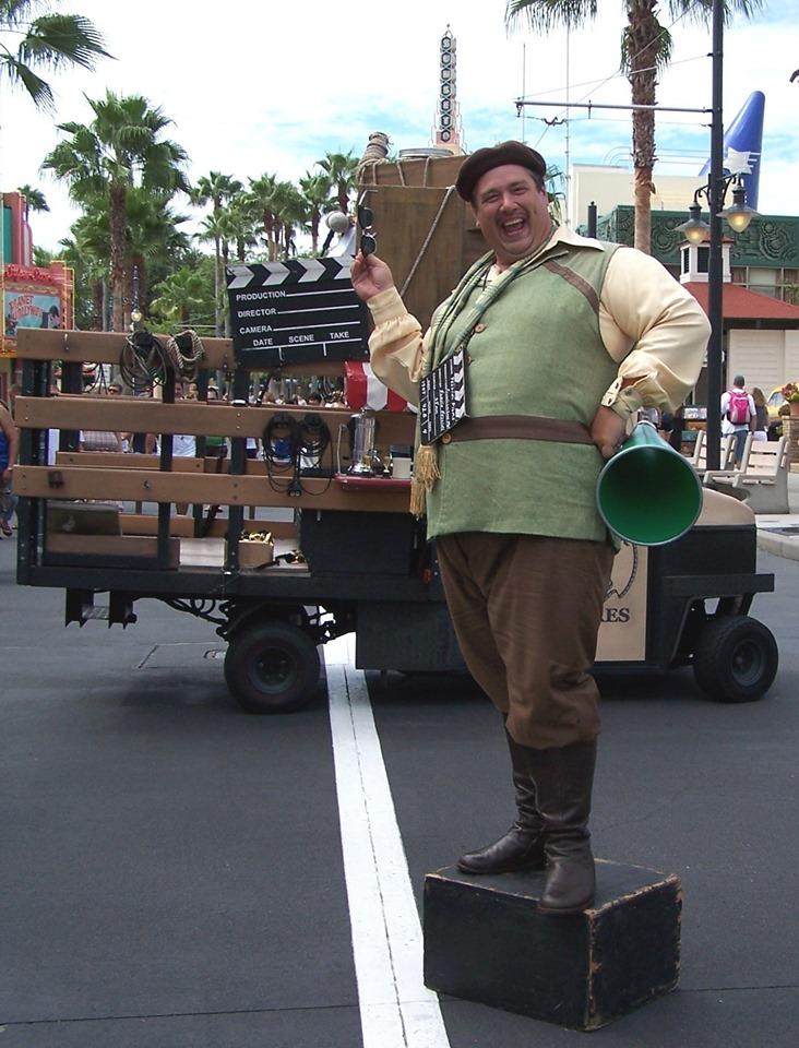 Flavo Fellini Disney