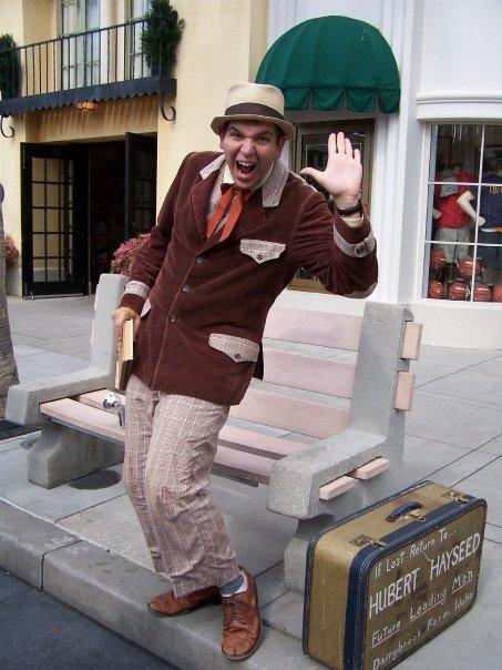 Hubert Hayseed Citizen of Hollywood