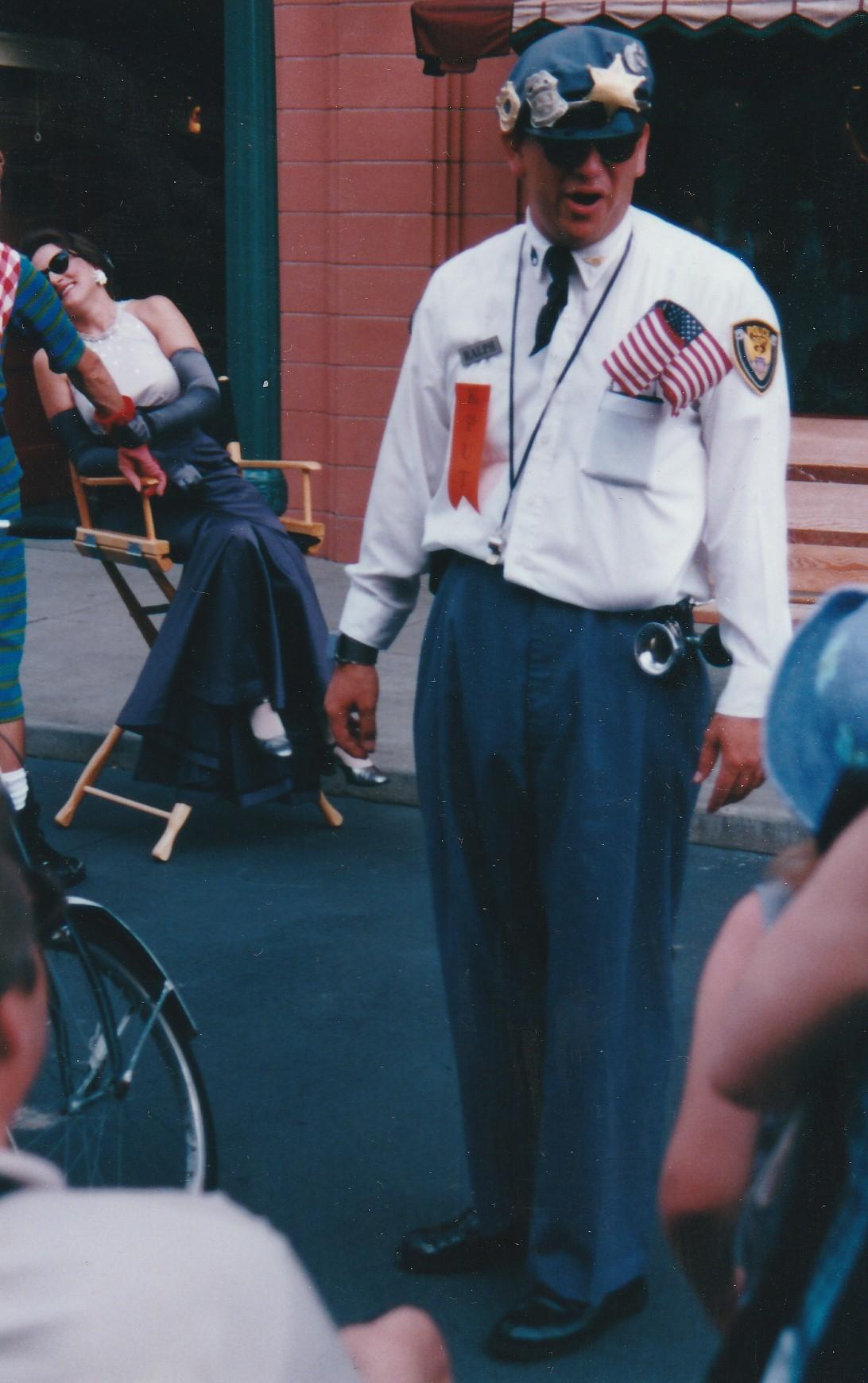 Officer Ralph Digby