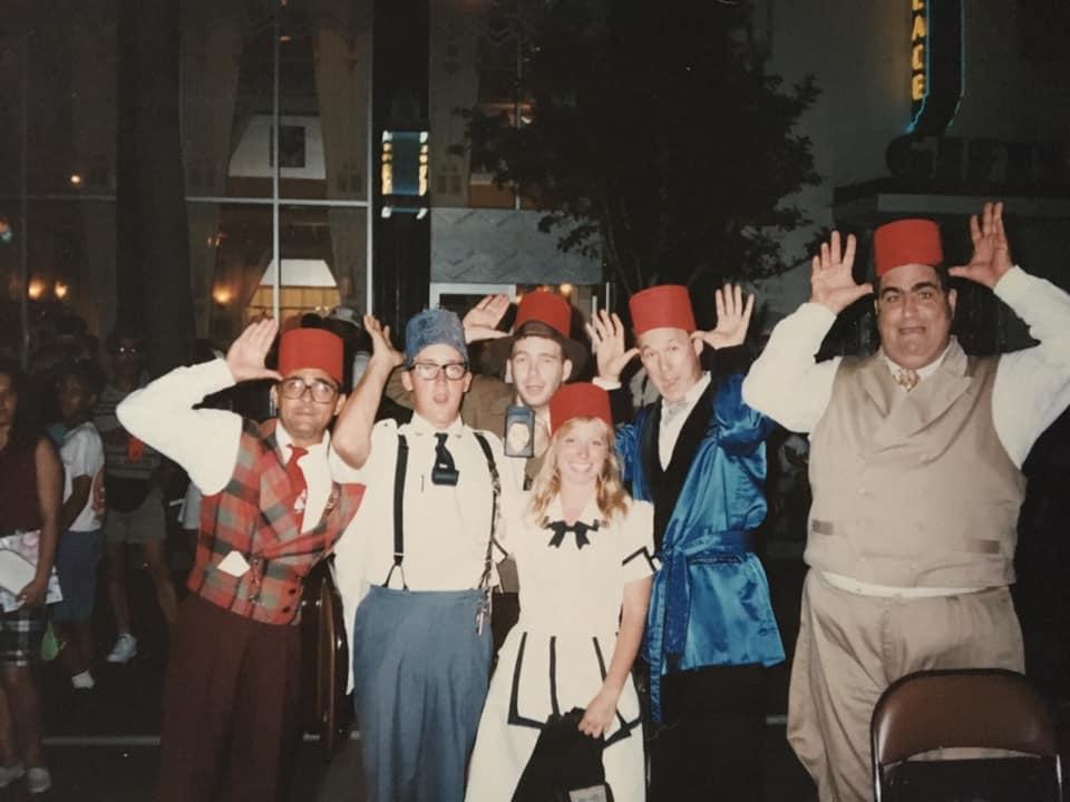 Quinton Loyne Packard Disney Citizen of Hollywood