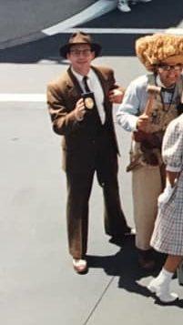 Sam Trowel Citizen of Hollywood